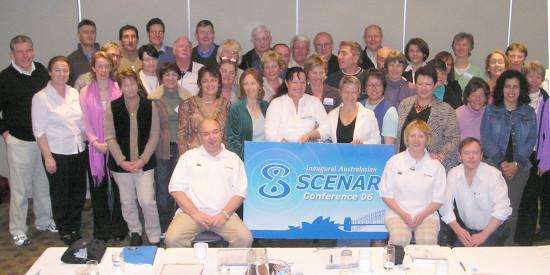 Scenar Conference '06 group